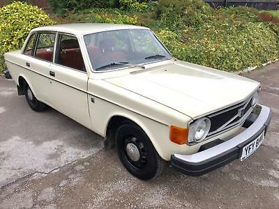 Volvo 144 DE LUXE AUTO, 1974/M REG, 44000 MILES, ONE FORMER KEEPER