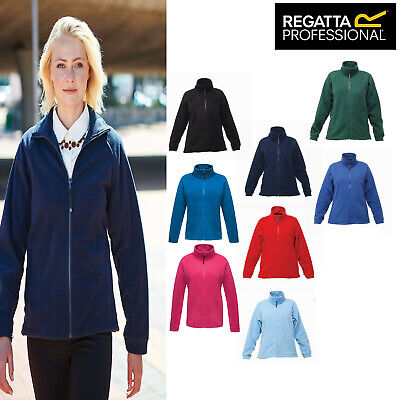 Regatta Professional Ladies Thor III Fleece Winterwear Full Zip Jacket