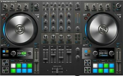 Native Instruments Traktor Kontrol S4 MK3 Digital DJ Controller