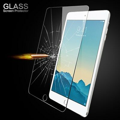 "Genuine Tempered Glass Film Screen Protector Fits Apple 6th GEN iPad 9.7"" 2018"