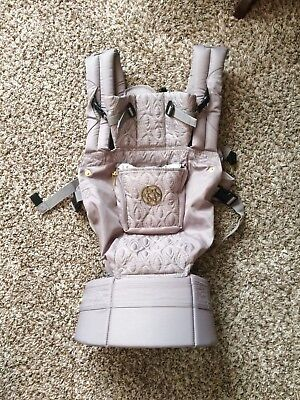 lillebaby complete embossed 6 in 1 pewter
