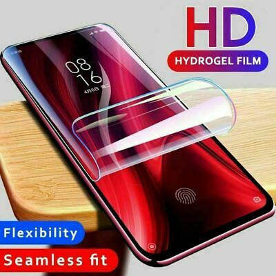 Hydrogel Film Curved Screen Protector for Huawei Mate 20 Lite 10 P20 Pro Lite