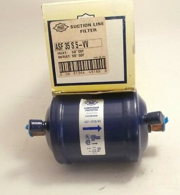 """ALCO ASF 35S5-VV Suction Line Filter-Drier - 5/8"""" ODF - Prepaid Shipping"""