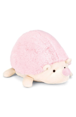 Jellycat 9 5 Happy Pink Hedgehog Plush Rattle For Baby 14 99