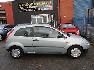 2004 04 Ford Fiesta 1.25 Finesse 3 Door # One Former Keeper # Low Mileage