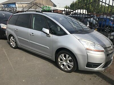 2007 Citroen C4 Grand Picasso 1.8 Petrol Automatic  For Parts Breaking