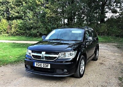 2010 Dodge Journey 2.0 SXT CRD Diesel 6 Speed Semi-Automatic MPV 7 Seater.