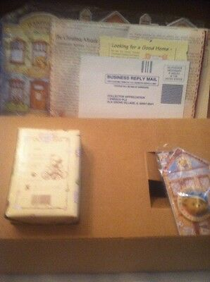 Enesco Cherished Teddies R. Harrison Hartford Membership Kit #CT002
