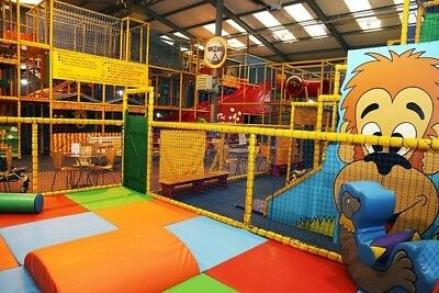 Full Used Soft Play Centre  / Party Play Bus Set Up / Pub Playground