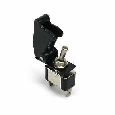 Race Toggle Switch With Safety Cover - Black Keep It Clean KICSW35BK truck rat