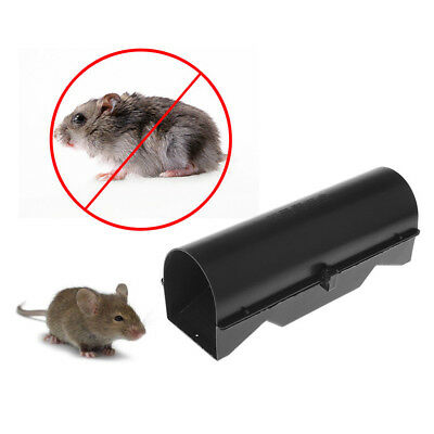 Mouse trap rodent bait block station box case rat mice pest control catcher TS