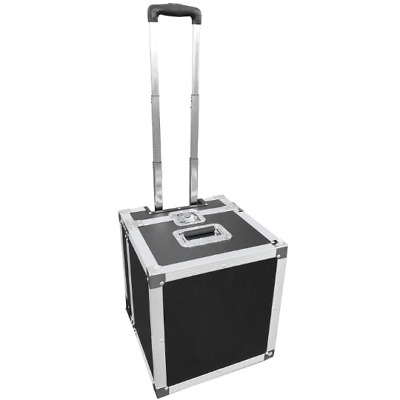DNP RX1 Printer Travel Road Case w/Recessed Wheels RX1HS Printer Cover with Remo