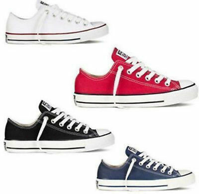 2018 ALL STARs Women/MEN Chuck Taylor Ox Low Top shoes casual Canvas Sneakers A8