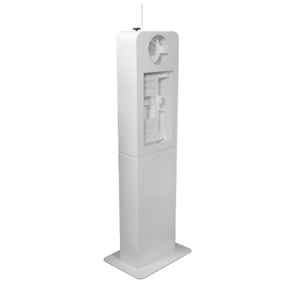 """T21 3.0 Photo Booth Shells, Fits 21.5"""" LED Touch Screen - White"""