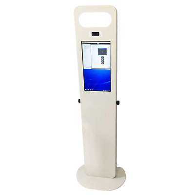 """T18 Photo Booth Shell Only, Fits 19"""" Touch Screen Monitor - White"""