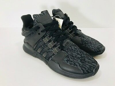 new products 3d825 f3250 *NEW* ADIDAS EQT Support ADV Youth/Kids Size 4 Core Black Camo Boost BY9873