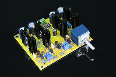 NEW JC-2 PREAMPLIFIER kit Class A Dual differential FET