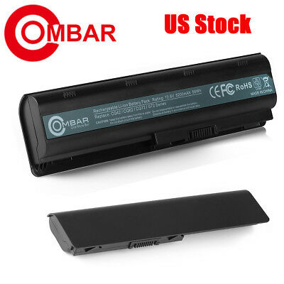 5200mAh Battery Replacement For HP Laptop 593553-001 CQ42 CQ62 CQ72 G72 Series