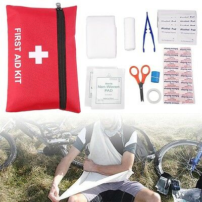 1pc 12Types Camping Emergency Survival Tools All In One Tool First Aid Kit G6