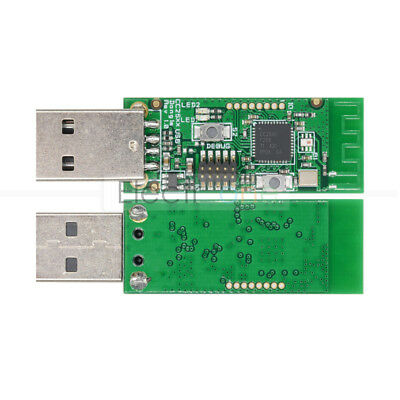 Bluetooth 4.0 BLE CC2540 2.4GHz Sniffer Board USB Interface Dongle BTool packet