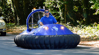 2016 Marlin III Hovercraft with trailer - Only 7hrs on the clock!