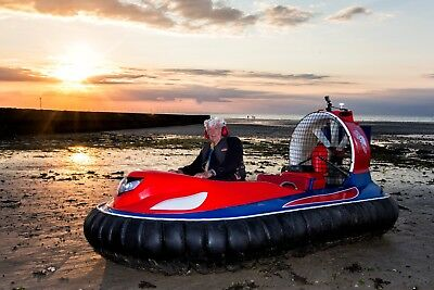 2017 Marlin Beast 2/3 seater Hovercraft