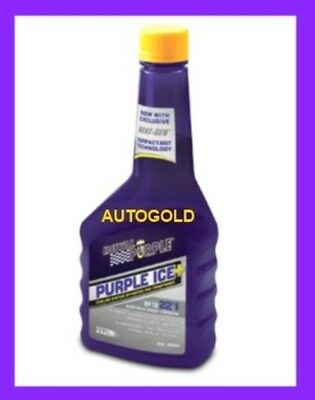 ROYAL PURPLE ICE - Additivo alte prestazioni RADIATORE moto scooter quad 2T 4T