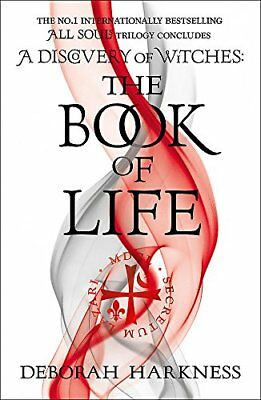 The Book of Life: (All Souls 3) (All Soul by Deborah Harkness New Paperback Book