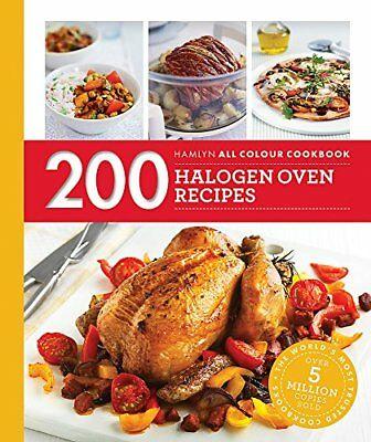 Hamlyn All Colour Cookery: 200 Halogen Ove by Maryanne Madden New Paperback Book