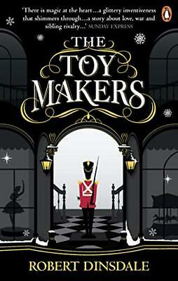 The Toymakers by Robert Dinsdale New Paperback Book