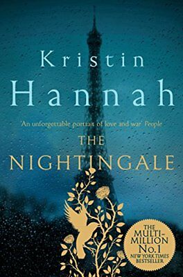 The Nightingale by Kristin Hannah New Paperback Book