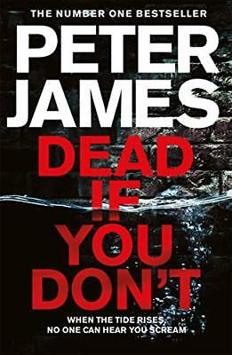 Dead If You Don't (Roy Grace) by Peter James New Paperback Book