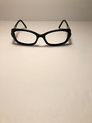 94f065738c GUCCI WOMEN S EYEGLASSES GG 1416 PN7 Marble Oval Frame Italy 52  16 ...