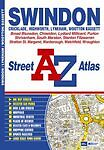 """VERY GOOD"" A-Z Swindon Street Atlas (Street Maps & Atlases), Great Britain, Boo"