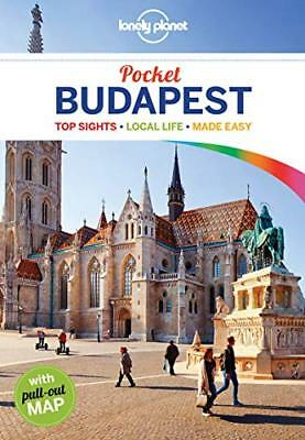Lonely Planet Pocket Budapest (Travel Guide) by Lonely Planet New Paperback Book