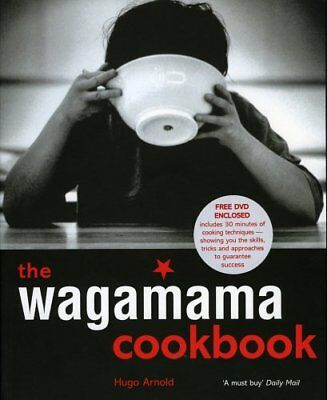 The Wagamama Cookbook by Hugo Arnold New Paperback Book