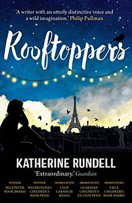 Rooftoppers by Katherine Rundell New Paperback Book