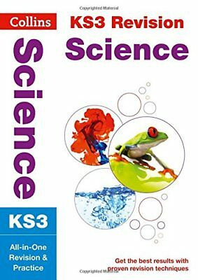 KS3 Science All-in-One Revision and Practice ( by Collins KS3 New Paperback Book