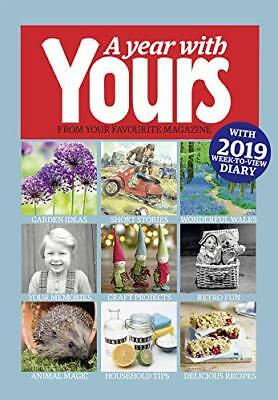 The Official Yours Magazine Yearbook 2019 - with 201 by Yours New Hardcover Book