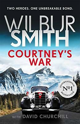 Courtney's War (Courtneys 15) by Wilbur Smith New Hardcover Book