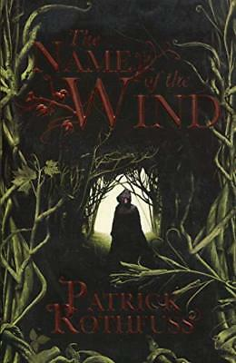 The Name of the Wind (The Kingkiller Chro by Patrick Rothfuss New Paperback Book