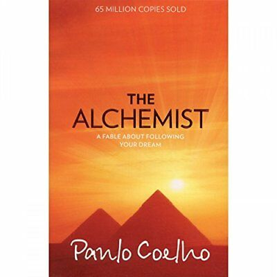 The Alchemist: A Fable About Following Your D by Paulo Coelho New Paperback Book