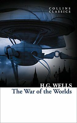The War of the Worlds (Collins Classics) by H. G. Wells New Paperback Book