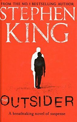 The Outsider by Stephen King New Hardcover Book
