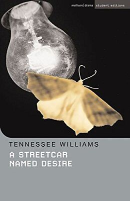 A Streetcar Named Desire (Student Editi by Tennessee Williams New Paperback Book
