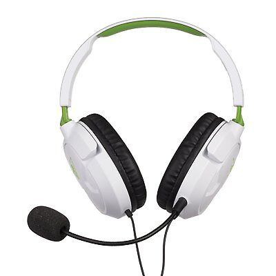 Turtle Beach Ear Force Recon 50X White Headsets for Microsoft Xbox One/ PS4/ PC