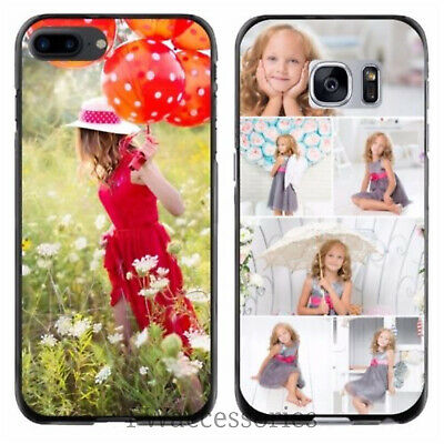 Personalised Custom Photo Phone  Case Cover For Samsung Galaxy / Apple iPhone