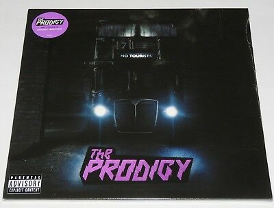 The Prodigy No Tourists LP New Limited DBL 180g Black Vinyl New/Official