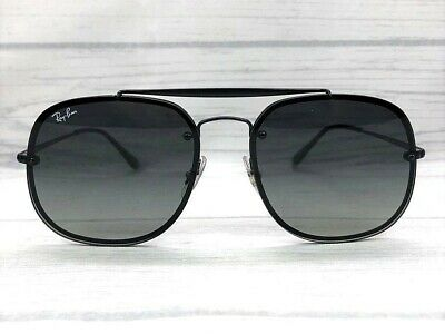 bf8e79fc3 Ray Ban RB3583N 153/11 Demigloss Black / Light-Dark Grey Gradient 58mm  Sunglass