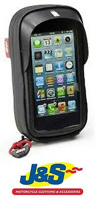 Givi Apple Iphone 5 Holder Motorcycle Motorbike Bike Mount Accessory Black J&S